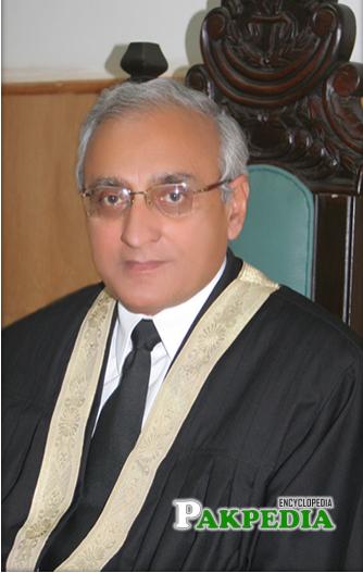 Former Judge