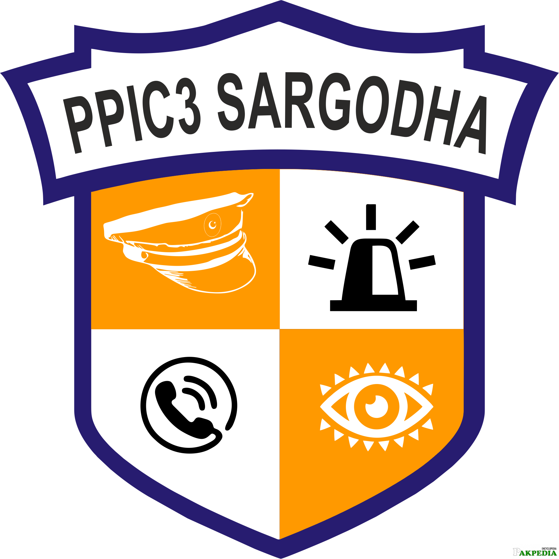 Logos of PSCA Sargodha
