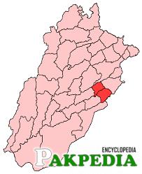 Okara Map Punjab