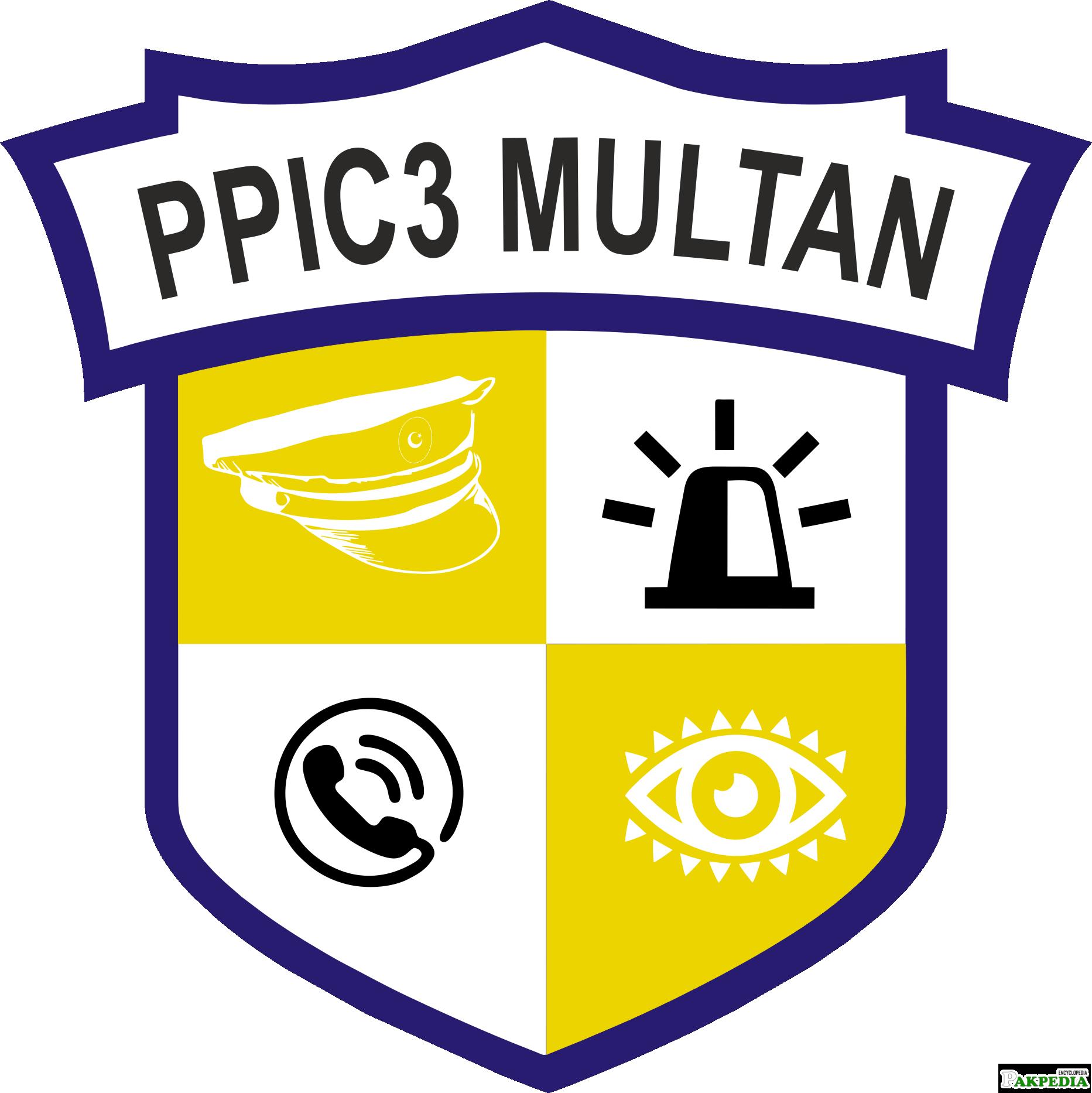 Logos of PSCA Multan