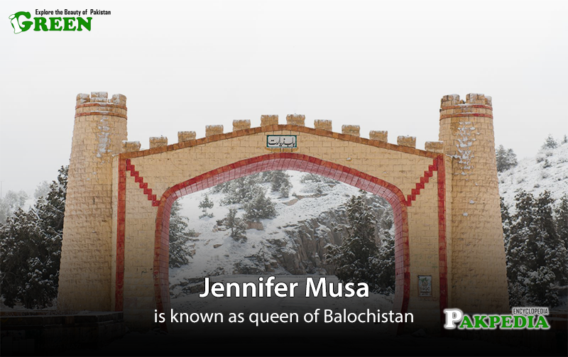 Famous For Queen of Balochistan
