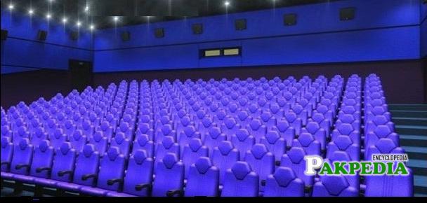 Three Screens Cinema