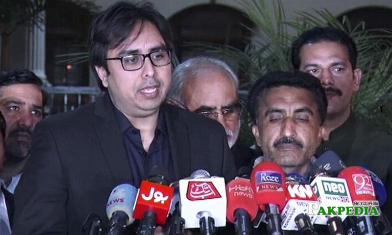 Shahbaz Gill appointed as spokesperson to Usman buzdar