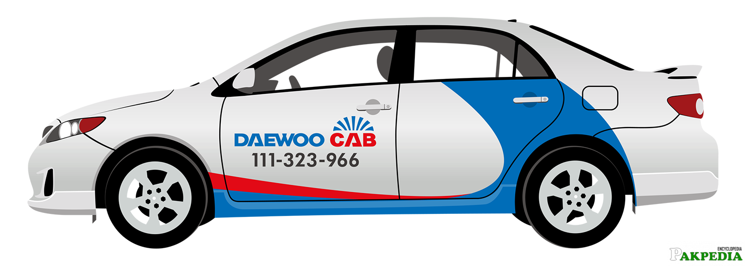 Meet the newest member of Daewoo family