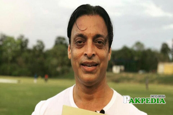 Shoaib Akhtar Biography