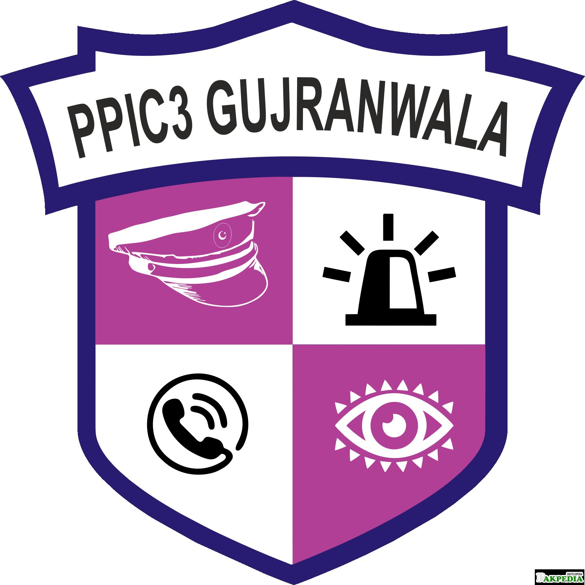 Logos of PSCA Gujranwala