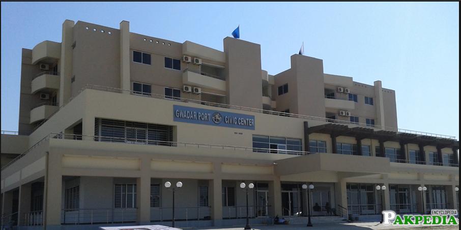 Gwadar Port Civic Center