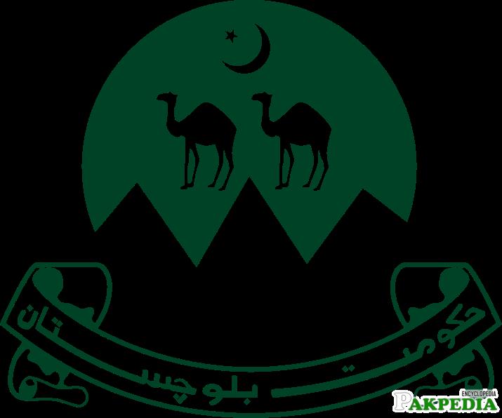 Emblem of Balochistan